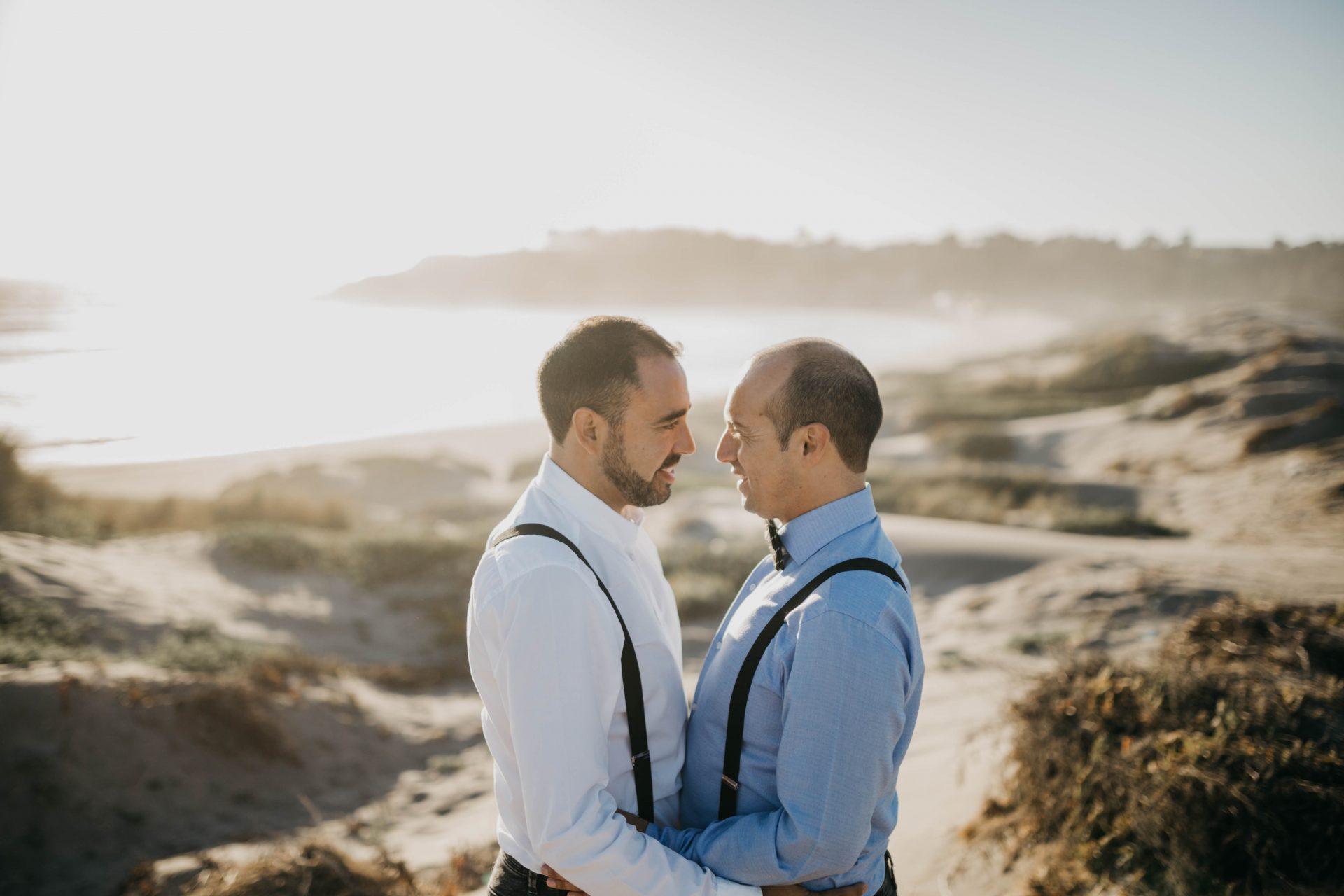Reportajes de boda gay Gipuzkoa