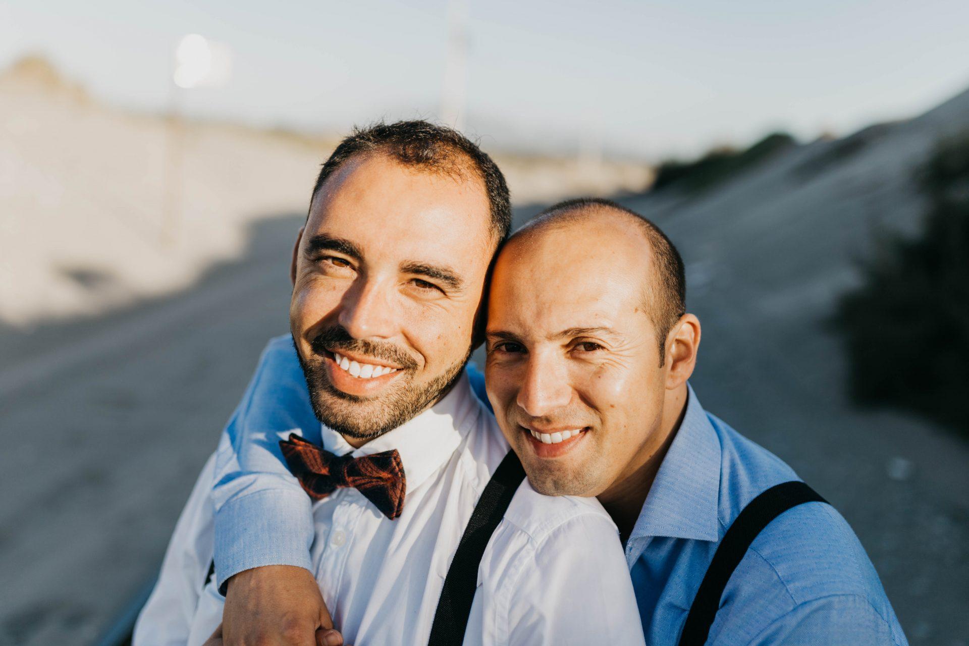 Reportaje de boda gay Gipuzkoa