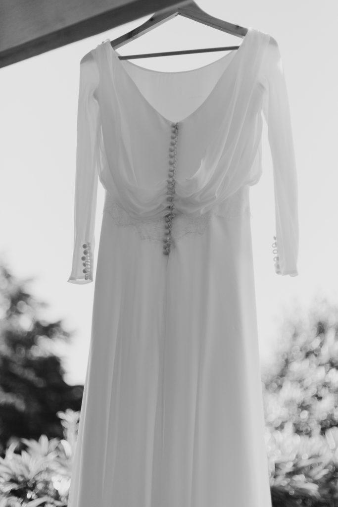 Vestido de novia | TakkStudio Fotografía