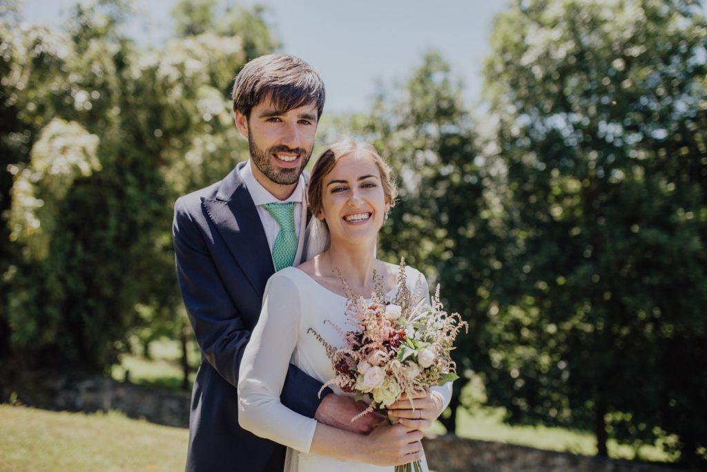 Reportaje de boda en Finca Itxas Bide, Donostia