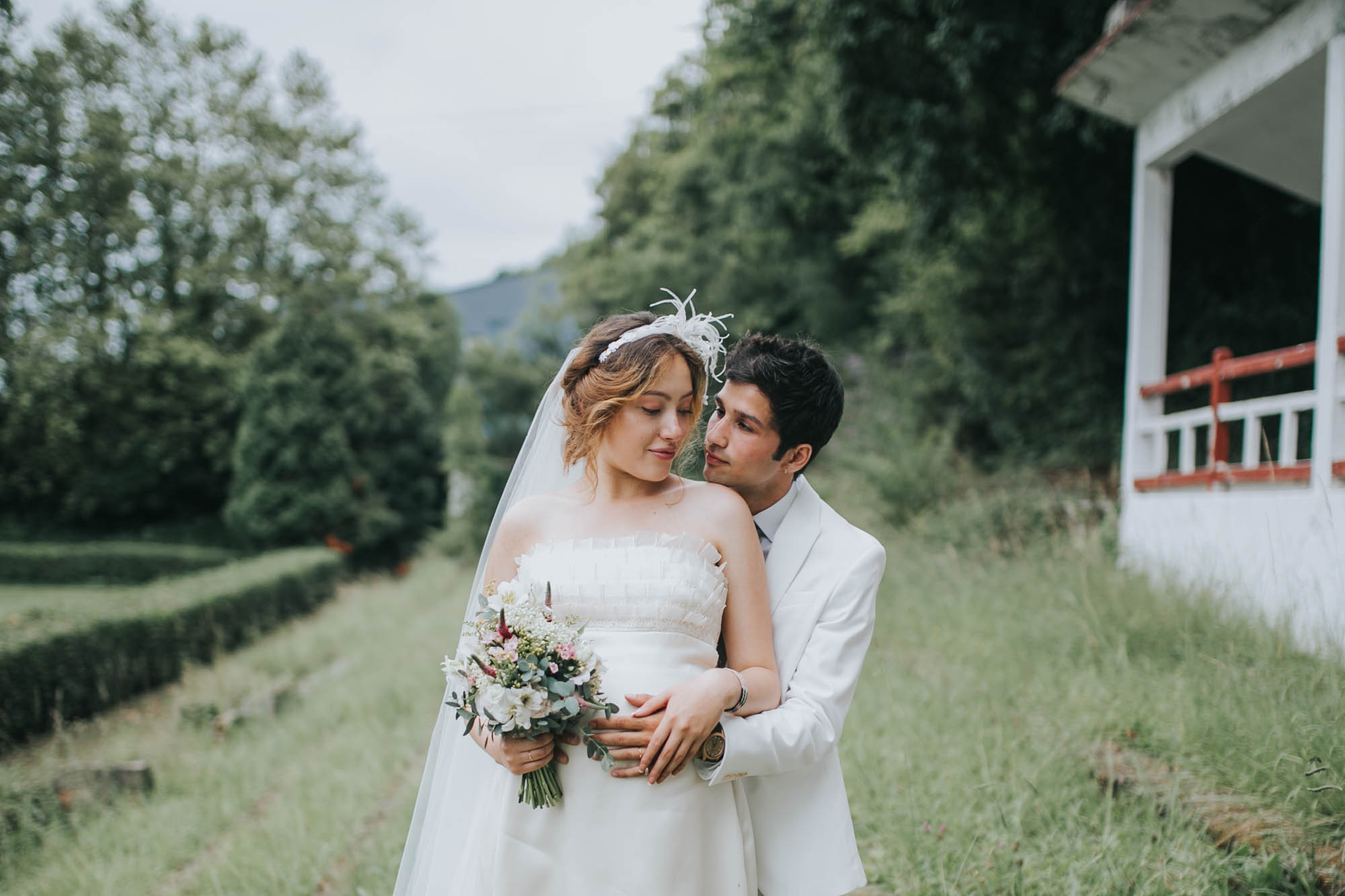 Reportaje de boda en Real Sociedad Hípica de San Sebastián
