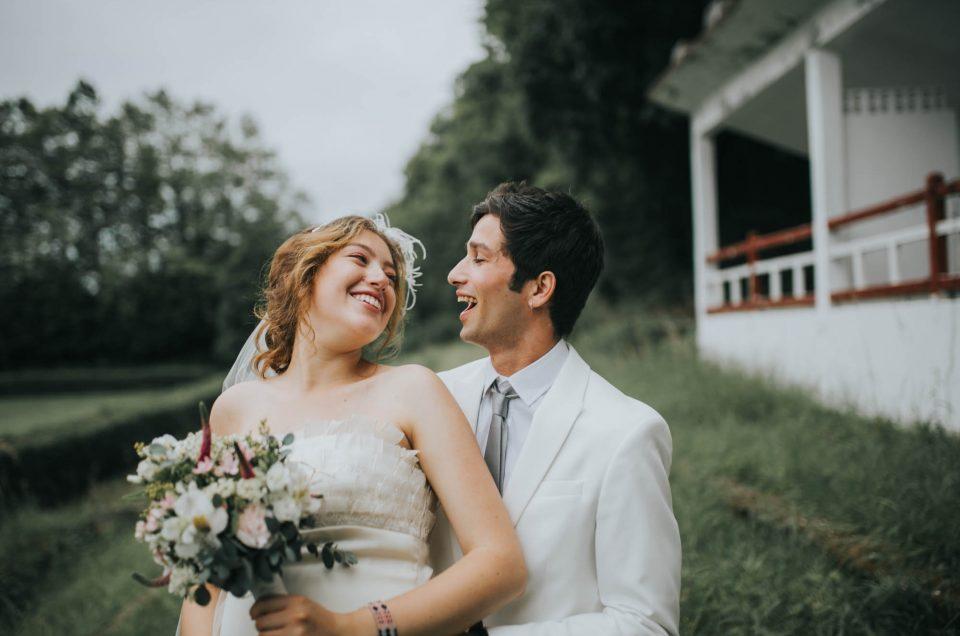 Reportaje de boda en la Hípica de San Sebastián | TakkStudio Fotografía