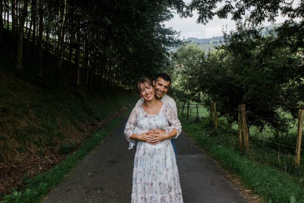 Reportaje de boda en Bidania