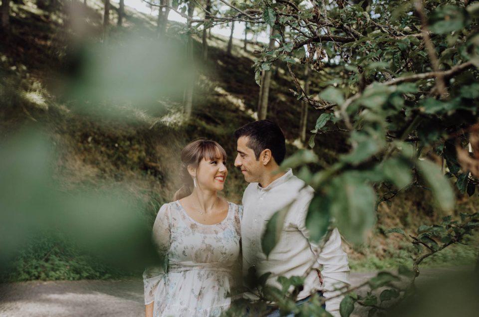 Reportaje de boda en el Palacio Iriarte Jauregia (País Vasco)