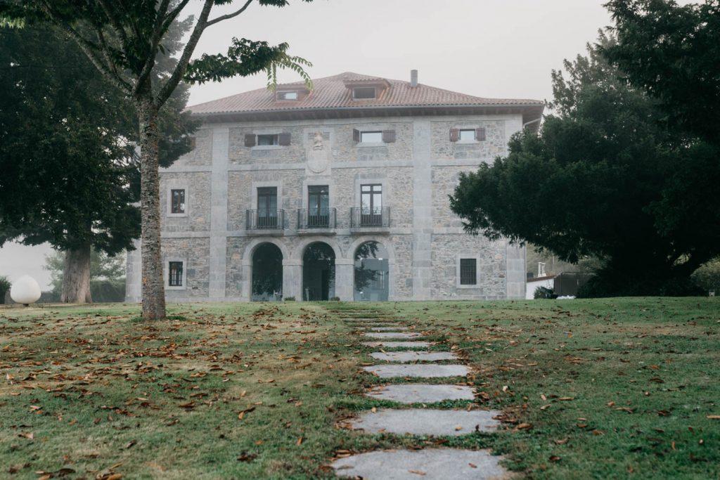 Palacio Iriarte (Bidania - Gipuzkoa)