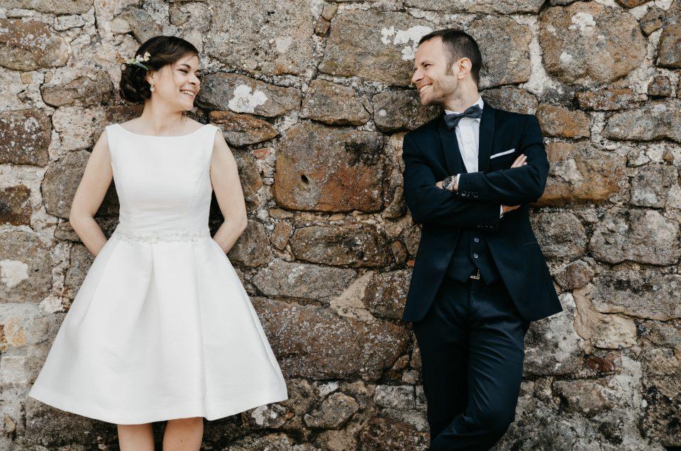 Reportaje de boda en Reinosa Cantabria