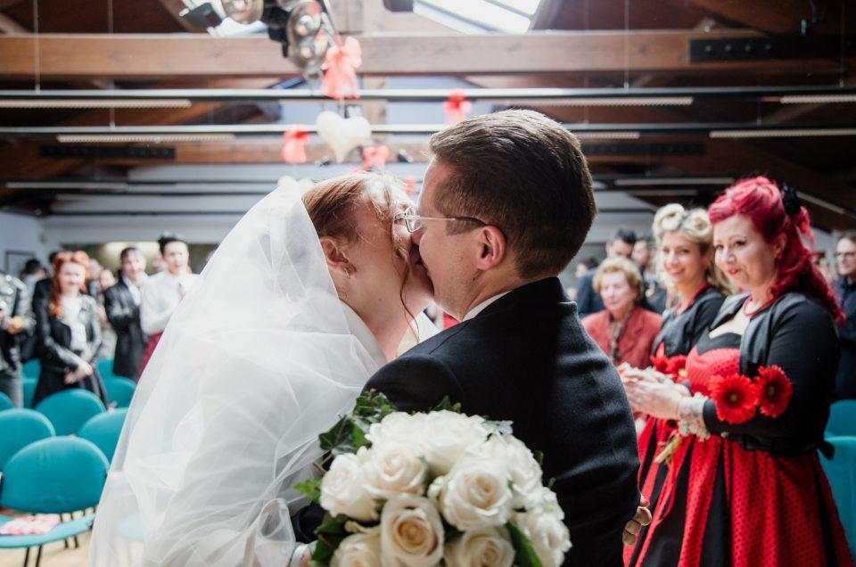 Matrimonio italiano en Montello, Varese